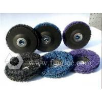 Quality Flap Wheel Nylon Fibre Abrasive Wheel-Cup Wheel for sale