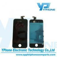 Quality Black, White Original 960x640 Pixel LCD Screen Assembly LCD Screen Digitizer For IPhone 4g for sale