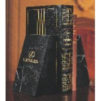 Quality Marble Tapered Bookends for sale