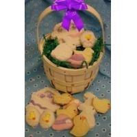 Quality Easter Cookie Gift Basket for sale