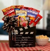 Buy Movie Gift Baskets at wholesale prices