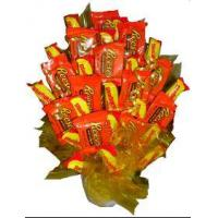 Quality Burst of Brightness Candy Bouquet for sale