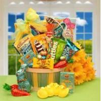 Quality Easter Sweets N Treats Gift Basket for sale