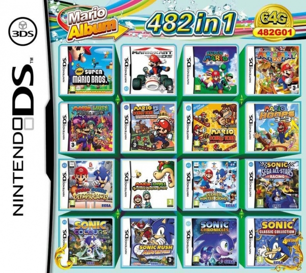 download games for nintendo ds lite