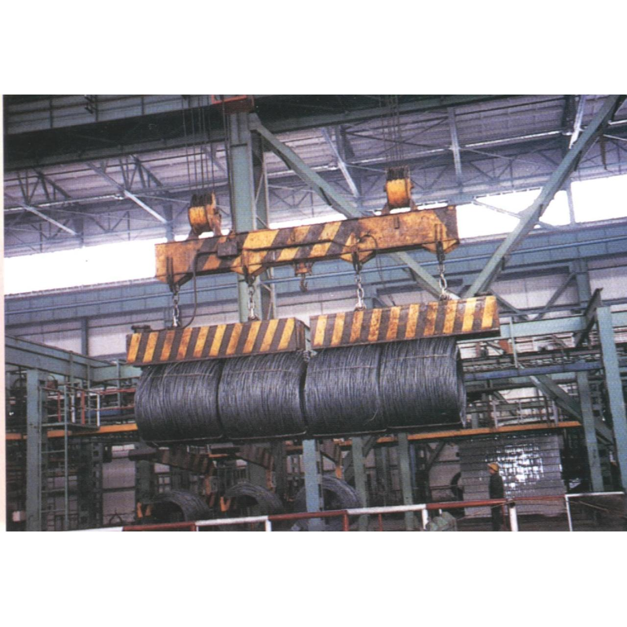 MW22 Series lifting coiled wire (coiled) Lifting Electromagnet