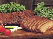 Best Hickory Smoked Beef Brisket - Sliced wholesale