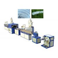 Best PVC Fiber Reinforced Soft Pipe Production Line wholesale