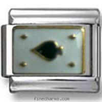 Best Ace of Spade Italian Charm wholesale