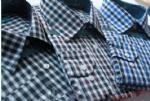Best Mens check business formal shirts wholesale