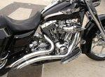 Best Razor Chrome Exhaust for Baggers FLH FLT Harley Touring wholesale