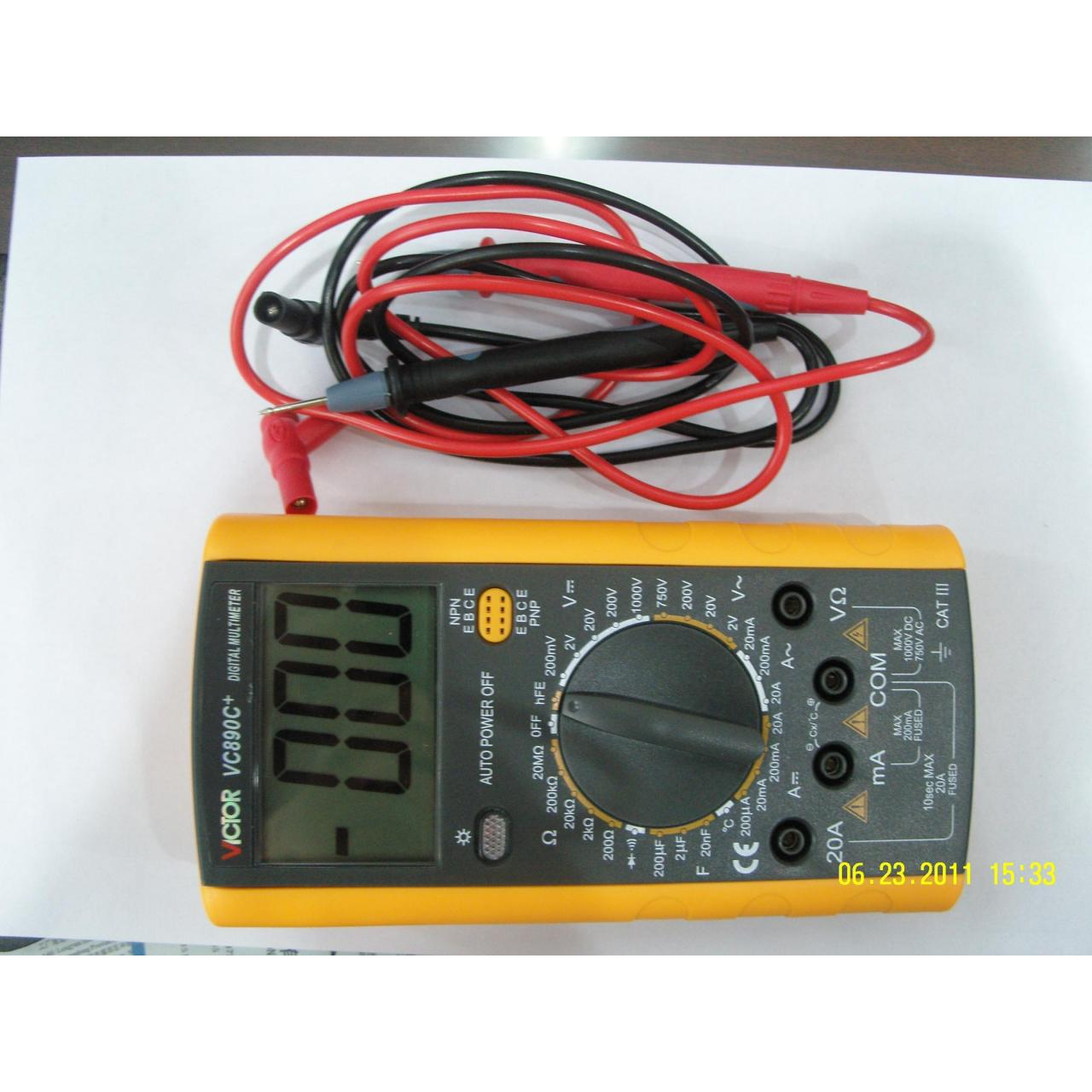 Best Victor VC890C+ Digital Multimeter wholesale