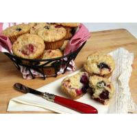 Best Triple Berry Almond Muffins wholesale