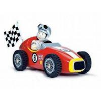 Model Figures Le Toy Van Budkins Red Racer and Driver