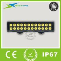 Best 20inch 120W Spot Beam LED Light bar for Bulldozer 9300 Lumen WI9026-120 wholesale