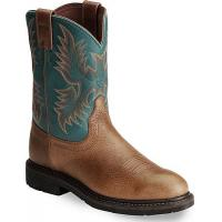 Best Ariat Sierra Roper Work Boots - Soft Round Toe wholesale
