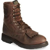 Best Ariat Waterproof Cascade H20 Work Boots - Round Soft Toe wholesale