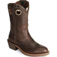 Best Ariat Trail Hand Western Work Boots - Round Soft Toe wholesale