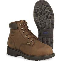 "Best Wolverine met guard waterproof 6"" work boots - steel toe wholesale"