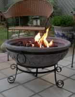 China Grape Gas Fire Pit[GS81160] on sale