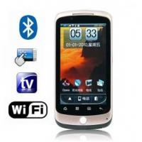 Best TV G5 3.8 inch touch screen wifi TV mobile phone with 2M camera, FM & Bluetooth function wholesale