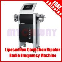 Best Liposuction Cavitation Bipolar Radio Frequency Machine wholesale