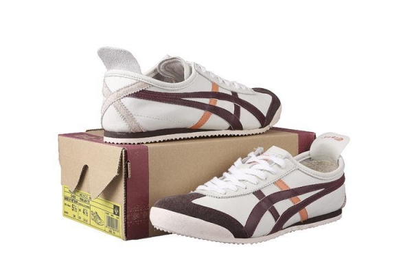 Onitsuka Tiger Mexico 66 Onitsuka Tiger Mexico 66 White Chocolate Orange