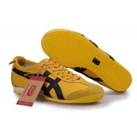 Best Onitsuka Tiger Mexico 66 Onitsuka Tiger Mexico 66 Yellow Black White wholesale