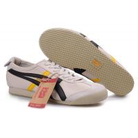 Best Onitsuka Tiger Mexico 66 Onitsuka Tiger Mexico 66 Beige Black Yellow wholesale