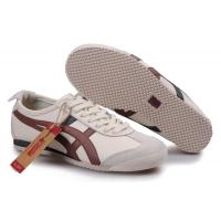Best Onitsuka Tiger Mexico 66 Onitsuka Tiger Mexico 66 Beige Chocolate Black wholesale