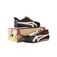 Best Onitsuka Tiger Mexico 66 Onitsuka Tiger Mexico 66 Black White Red wholesale