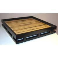 Tray with Bamboo on Top
