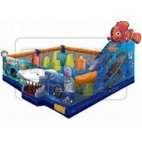 Quality E4- Inflatable Toys Finding Nemo Experience for sale