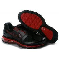 Quality Kids Nike Air Max 2009 IV Black Red for sale