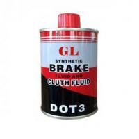 Quality Lubricants Super DOT3 Brake Fluid 250ml for sale