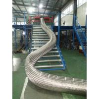 Quality stainless steel flexible braid for sale