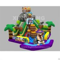 China Xincheng Design Inflatable pirate playland on sale