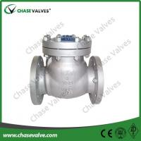 Quality 4 Inch Bolted Bonnet Check Valve for sale