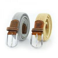 China Light Color Ladies Stretch Belt on sale