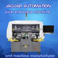 The largest and earliest manufacturer of fast pick and place machine in China.