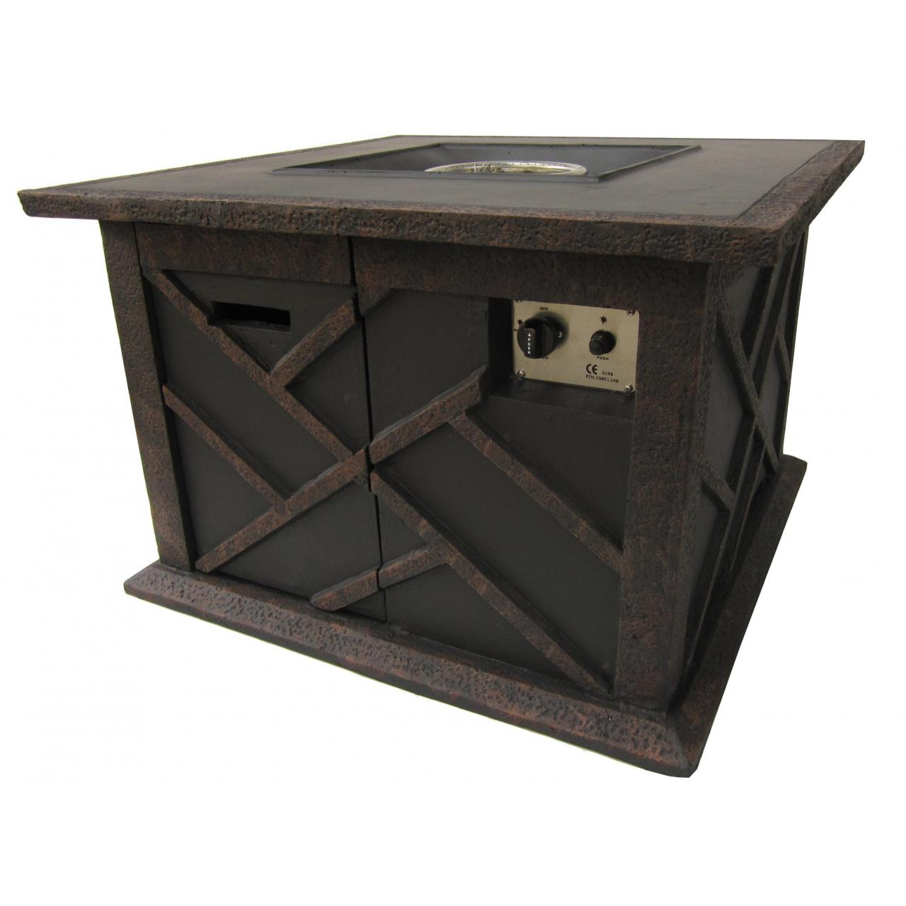 China Gas fire pit Item: 6120 PROPANE/GAS FIREPIT on sale
