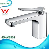 Quality Modern brass watermark basin tap with Australia standard JD-WB901 for sale