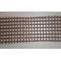 Edge reinforced by silicone fabric ptfe mesh conveyor belt