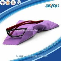 Quality Simple Logo CustomMicrofiberLenses CleaningCloth for sale
