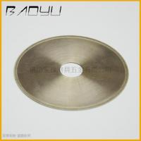 Quality 150X0.9X30 Electroplated Diamond Saw Blades for Cutting Cermic and Gemstone for sale