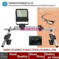 Quality 3D Modulator for Polarized Cinema Which Used Imported Polarized Filter for sale