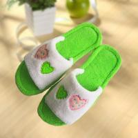 Quality Hot sale decoration tpr sole antislip woman fluffy slipper for sale