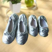 Quality Trade assurance chinese satin casual children Parental Shoe for sale