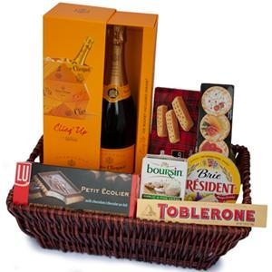 Buy Champagne Soiree Gift Basket NO.28 Beijing gift basket at wholesale prices