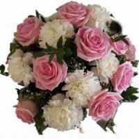 Quality Rose and Carnations Bouquet NO.34 for sale
