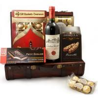 Quality Wine And Chocolate Journey.NO.38 Beijing gift basket for sale